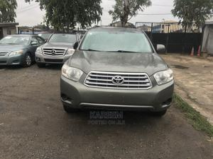 Toyota Highlander 2009 V6 Green | Cars for sale in Lagos State, Maryland