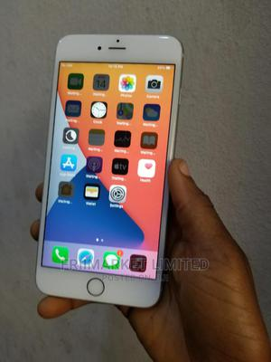 Apple iPhone 6s Plus 64 GB Silver | Mobile Phones for sale in Edo State, Egor