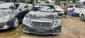 Mercedes-Benz E350 2010 Gray | Cars for sale in Lagos State, Ajah