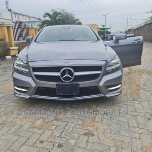 Mercedes-Benz CLS 2012 550 4MATIC Gray   Cars for sale in Lagos State, Lekki