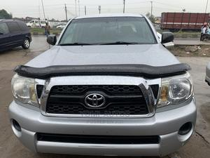 Toyota Tacoma 2011 Silver | Cars for sale in Lagos State, Surulere