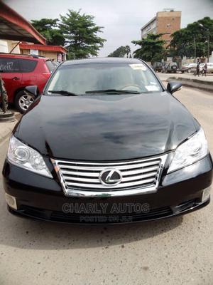 Lexus ES 2011 350 Black | Cars for sale in Lagos State, Mushin