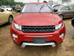 Land Rover Range Rover Evoque 2012 Dynamic Red | Cars for sale in Lagos State, Magodo