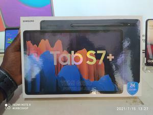 New Samsung Galaxy Tab S7+ 128 GB Black   Tablets for sale in Oyo State, Ibadan