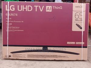 LG Television 65 Inches | TV & DVD Equipment for sale in Abuja (FCT) State, Wuse