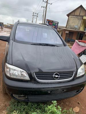 Opel Zafira 2003 Black | Cars for sale in Lagos State, Apapa