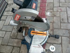 Foreign Used/Tokunbo Mitre Saw Machine | Electrical Hand Tools for sale in Lagos State, Amuwo-Odofin