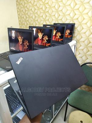Laptop Lenovo ThinkPad T570 8GB Intel Core I7 HDD 500GB   Laptops & Computers for sale in Lagos State, Ikeja