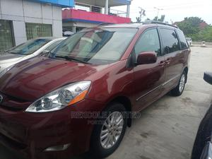 Toyota Sienna 2008 XLE Limited 4WD Red | Cars for sale in Lagos State, Ajah
