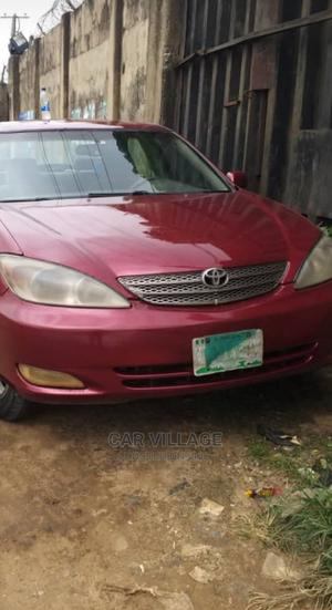 Toyota Camry 2003 Red   Cars for sale in Lagos State, Gbagada