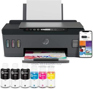 HP Smart Tank 515 Wireless All-in-one Printer | Printers & Scanners for sale in Lagos State, Ikeja