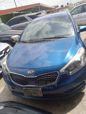 Kia Cerato 2014 Blue | Cars for sale in Lagos State, Ikeja