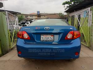 Toyota Corolla 2008 Blue   Cars for sale in Lagos State, Yaba