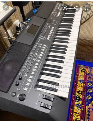 Yamaha Keyboard | Audio & Music Equipment for sale in Lagos State, Mushin