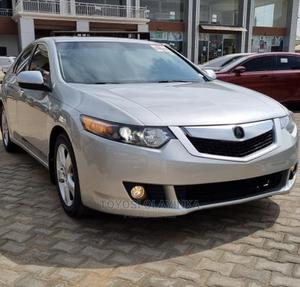 Acura TSX 2010 2.4 Gray | Cars for sale in Abuja (FCT) State, Durumi