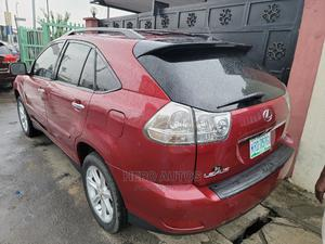 Lexus RX 2008 350 AWD Red   Cars for sale in Lagos State, Surulere