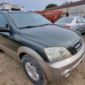 Kia Sorento 2003 Green | Cars for sale in Rivers State, Port-Harcourt