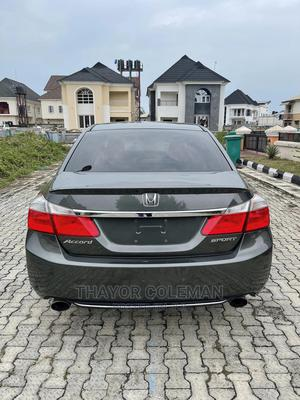 Honda Accord 2013 Green | Cars for sale in Lagos State, Lekki
