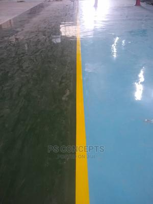 Epoxy Floor Finish (Industrial and Domestic)   Building Materials for sale in Lagos State, Ajah