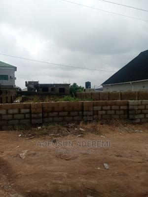 A Fenced Plot of Land in a Well Secured Housing Estate | Land & Plots For Sale for sale in Oyo State, Ibadan