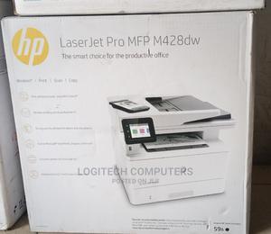 HP Laserjet Pro MFP M428dw Printer | Printers & Scanners for sale in Delta State, Warri