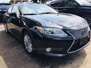Lexus ES 2013 350 FWD Black | Cars for sale in Lagos State, Isolo