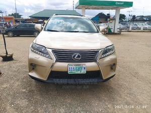 Lexus RX 2010 350 Gold | Cars for sale in Lagos State, Alimosho