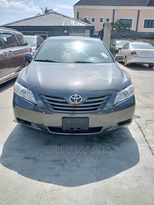 Toyota Camry 2008 2.4 LE Gray | Cars for sale in Lagos State, Isolo