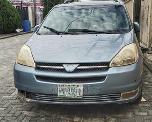 Toyota Sienna 2005 XLE Blue   Cars for sale in Lagos State, Ajah