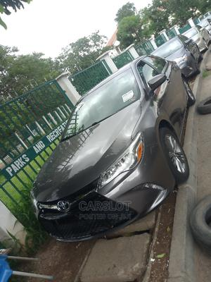 Toyota Camry 2015 Gray | Cars for sale in Abuja (FCT) State, Central Business Dis