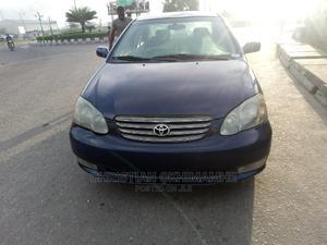 Toyota Corolla 2003 Sedan Blue | Cars for sale in Lagos State, Surulere