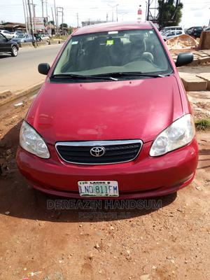 Toyota Corolla 2005 CE Red | Cars for sale in Edo State, Benin City