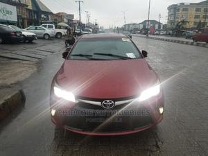 Toyota Camry 2016 Red | Cars for sale in Lagos State, Amuwo-Odofin