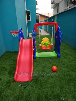 Slide, Swing and Basket Ball   Toys for sale in Lagos State, Lagos Island (Eko)