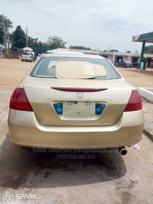 Honda Accord 2006 2.4 Type S Automatic Gold   Cars for sale in Abuja (FCT) State, Gwagwalada