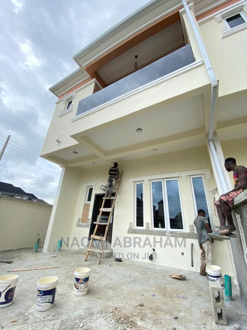 4bdrm Duplex in Ajah for Sale