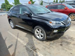 Lexus RX 2013 350 AWD Black | Cars for sale in Lagos State, Abule Egba