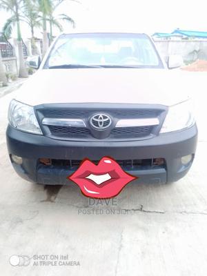 Toyota Hilux 2011 2.7 VVT-i 4X4 SRX White   Cars for sale in Ogun State, Ifo
