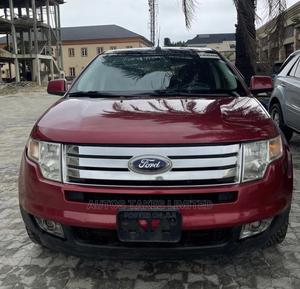Ford Edge 2008 Red | Cars for sale in Lagos State, Ajah