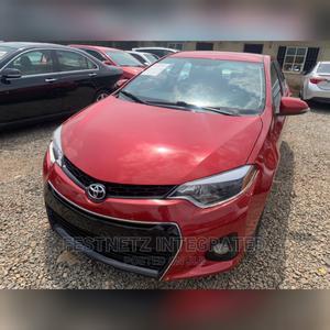 Toyota Corolla 2014 Red | Cars for sale in Oyo State, Ibadan