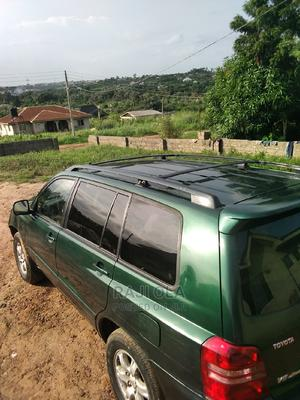Toyota Highlander 2004 Limited V6 4x4 Green | Cars for sale in Lagos State, Ikorodu