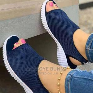Sandal. Sneaker Sandal. Female Foot Wear. Fit on Jean. | Shoes for sale in Lagos State, Ipaja