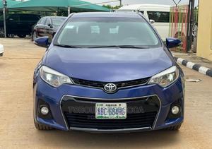 Toyota Corolla 2014 Blue | Cars for sale in Abuja (FCT) State, Mabushi