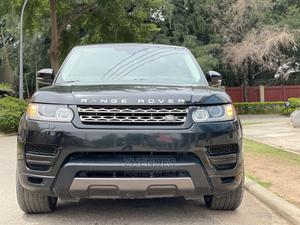 Land Rover Range Rover Sport 2016 SE 4x4 (3.0L 6cyl 8A) Black | Cars for sale in Abuja (FCT) State, Asokoro
