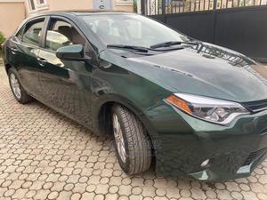 Toyota Corolla 2014 Green | Cars for sale in Abuja (FCT) State, Mabushi