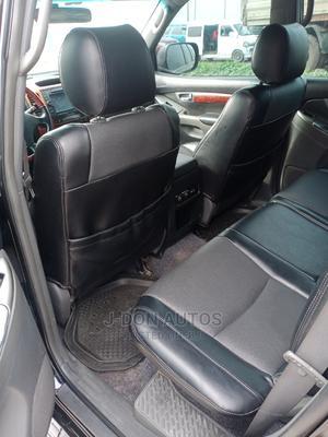 Toyota Land Cruiser Prado 2008 GX Black   Cars for sale in Lagos State, Ajah