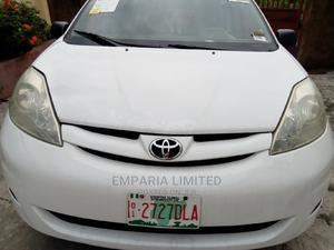 Toyota Sienna 2007 LE 4WD White | Cars for sale in Lagos State, Magodo