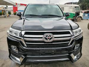 Toyota Land Cruiser 2016 Black | Cars for sale in Lagos State, Yaba