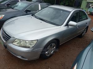Hyundai Sonata 2009 Silver | Cars for sale in Abuja (FCT) State, Katampe