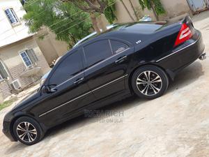 Mercedes-Benz C280 2007 Black | Cars for sale in Abuja (FCT) State, Gwarinpa